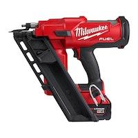 Milwaukee M18FFNS-502C AKKU-NAGLER EINZELSCHUSS 4933478302