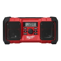 Milwaukee M18JSR-0 Akku-/Netz-Radio IN2 4933451250