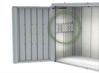 Biohort Elektro-Montagepanel für HighBoard 200