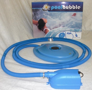 myPOOL Pool Bubble Whirlpoolsystem