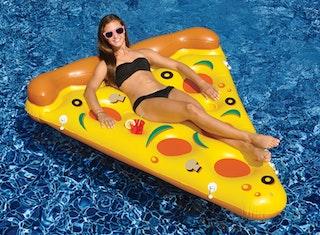 myPOOL Schwimmendes Pizzastück