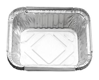 NAPOLEON Alu-Fettauffangschalen 14,7 x 12,2 cm (5 Stück)