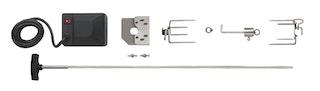 NAPOLEON Drehspieß-Set für Prestige 500 / PRO 500 / LE 1&3 / LEX 485 (bis 12kg)