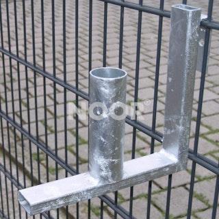 Noor Abroller für PVC Zaunblende