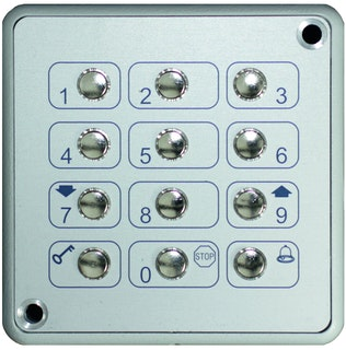 Norport Codetaster 1-Kanal inkl. werkseitigem Einbau