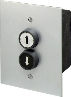 Norport Drucktaster 2-Befehl inkl. werkseitigem Einbau