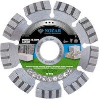 Nozar Diamant-Trennscheibe Turbo S-Cut
