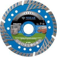 Nozar Diamant-Trennscheibe Piranha