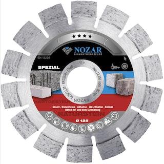 Nozar Diamant-Trennscheibe Spezial