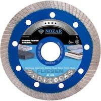 Nozar Diamant-Trennscheibe Turbo Fliese Spezial