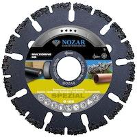 Nozar Hartmetall-Trennscheibe Multidrive HK