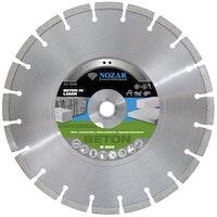 Nozar Diamant-Trennscheibe Laser Beton 10