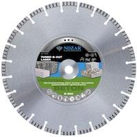 Nozar Diamant-Trennscheibe Turbo S-Cut 350 mm