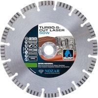 Nozar Diamant-Trennscheibe Turbo S-Cut Laser SDW