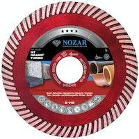 Nozar Diamant-Trennscheibe GT Granit Turbo