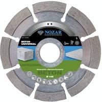 Nozar Diamant-Trennscheibe Beton Universal 10