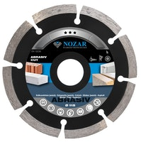 Nozar Diamant-Trennscheibe Abrasiv Cut