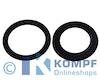 Oase Ersatz Dichtungsset Ablauf Biotec 12 - 18 / M1 - M5 (34859)