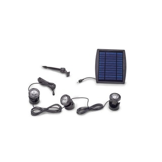Pontec PondoSolar LED Set 3