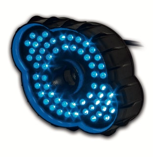 Söll Fontänenbeleuchtung 58 LEDs/12 V blau