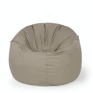 OUTBAG Outdoor Sitzsack DONUT Plus mud
