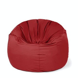 OUTBAG Outdoor Sitzsack DONUT Plus red