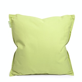 OUTBAG Outddor Kissen 50 x 50 cm Plus lime (100 % Polyester)