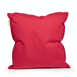 OUTBAG Outddor Kissen 50 x 50 cm Plus red (100 % Polyester)