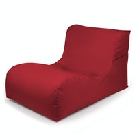 OUTBAG Outdoor Sitzsack NEWLOUNGE Plus red