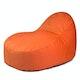 OUTBAG Outdoor Sitzsack SLOPE XL Plus orange