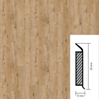 objectflor Steckfußleiste Scandinavian Country Plank