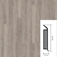 objectflor Steckfußleiste Grey Limed Oak