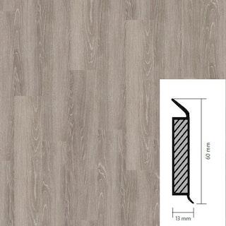 objectflor Steckfußleiste Grey Limed Oak