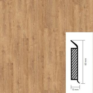 objectflor Steckfußleiste Light Classic Oak