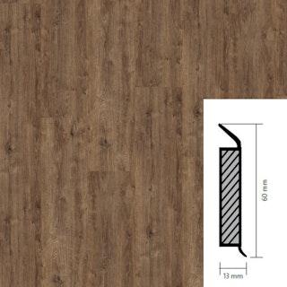 objectflor Steckfußleiste Dark Classic Oak