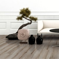 objectflor Vinylboden SimpLay Acoustic Clic Natural Oak Grey