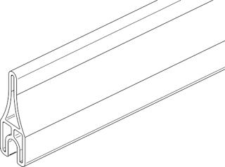 Osmo Multi-Fence Elegance Profil mittig