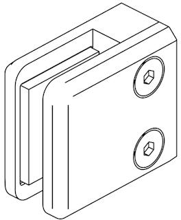 OSMO Befestigungssatz HPL-Platten