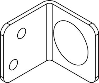 OSMO Elementhalter Multi-Fence