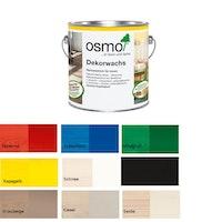 OSMO Dekorwachs INTENSIV in 10 verschiedenen Farben