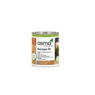 OSMO Terrassen-Öl Garapa 013 naturgetönt