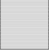 OSMO Sichtblende Juel A Lärche - geschlossen 175x185 cm