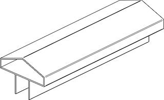 OSMO Abschlussprofil Multi-Fence
