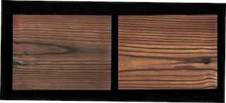 OSMO Terrassen Unterkonstruktion Thermoholz Kiefer glatt