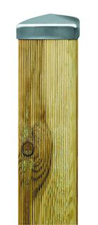 OSMO Pfostenkappe Pyramide für Holzpfosten 90x90 mm