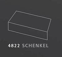 Osmose Schenkel Nomi Chiara 30x11,5 cm