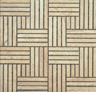 Osmose Dekor-Mosaik Nemus Bergahorn