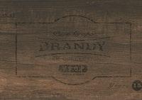 """OSMOSE Dekorfliese """"Brandy"""" Nemus Mooreiche"""
