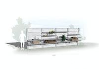 WWOO Designbeton-Outdoorküche Paul