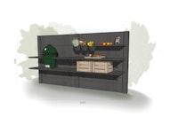 WWOO Designbeton-Outdoorküche Mauno